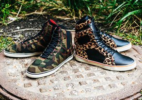 Shop RADII: New Pattern & Pop-Color Shoes