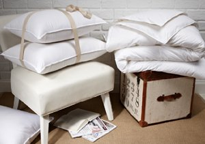Bedding Essentials from Grande Hotel Collection