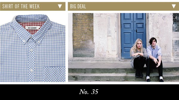 Shirt Of The Week | Big Deal