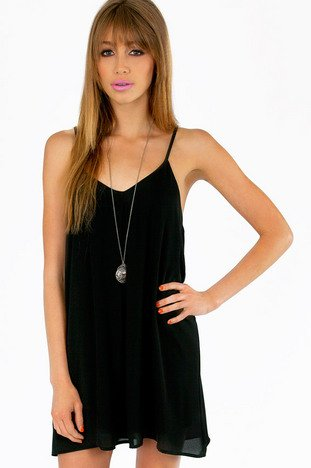 FEELING CAMI SHIFT DRESS 25