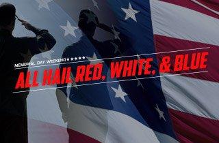 All Hail Red, White & Blue