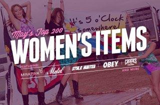 This Week: Top 200 Women's Items
