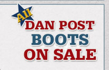 All Dan Post Boots On Sale