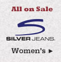 All Womens Silver Jeans On Sale
