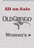 All Old Gringo On Sale