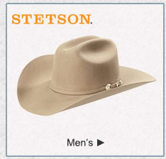 All Mens Stetson Hats On Sale