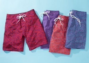 Beachworthy Styles from Trunks