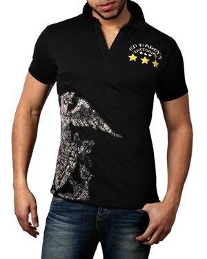 Ed Hardy Eagle Polo Shirt