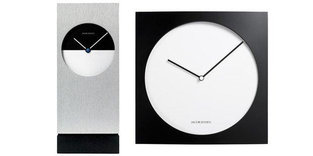 Jacob Jensen Wall Clocks