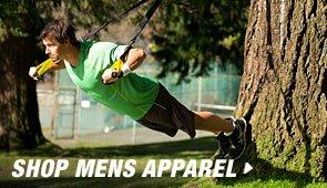 Mens Training Apparel