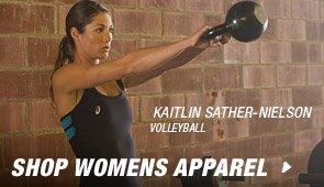 Womens Training Apparel