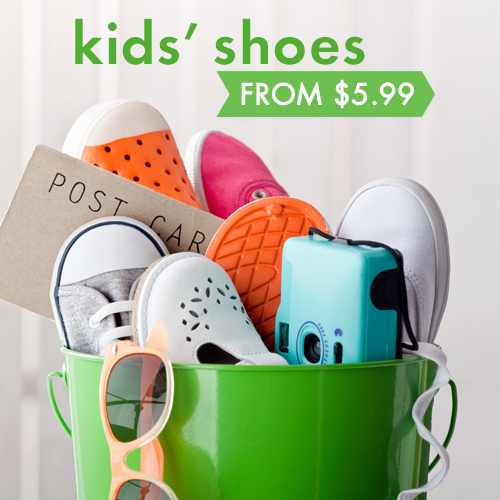 Blow-Out: Kids' Shoes