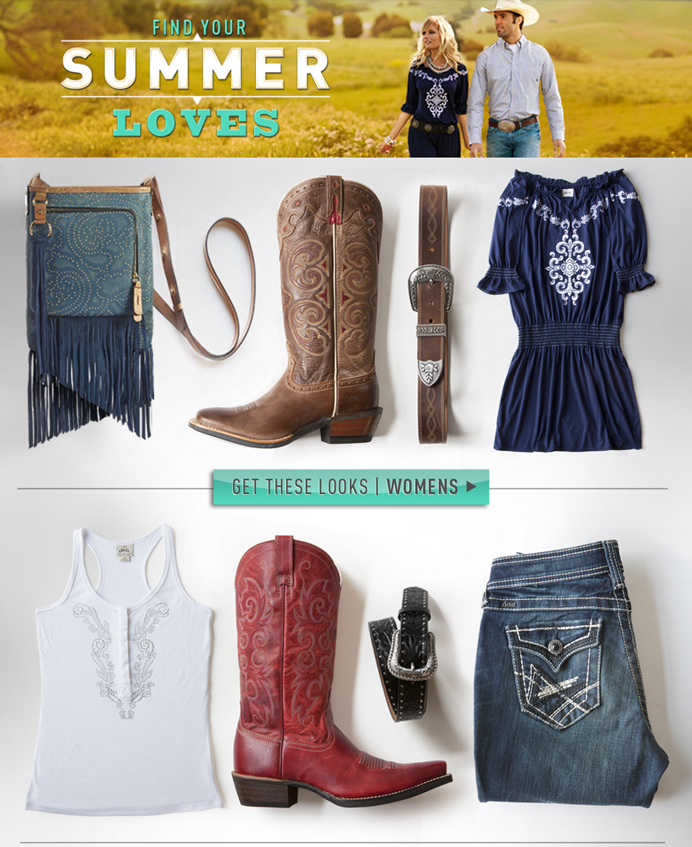 Find your summer loves - Womens