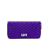 Zipper Wallet   Purple