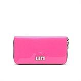 Zipper Wallet   Neon Pink