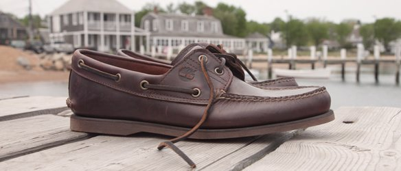 Boat shoes and Summer go together like Memorial Day and 30% off.*