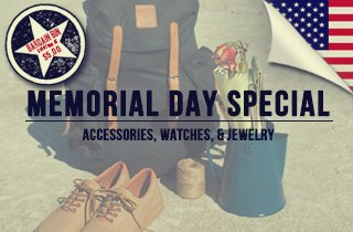 Accessories, Watches, & Jewelry