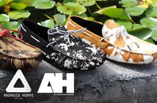 Android Homme & AH by Android Homme