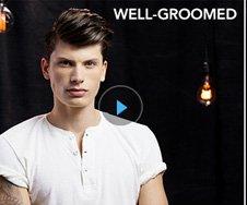 Well-groomed