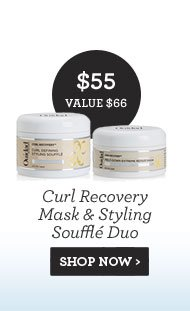Curl Recovery Mask & Styling Soufflé Duo - SHOP NOW
