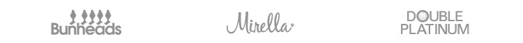 Bunheads - Mirella - Double Platinum