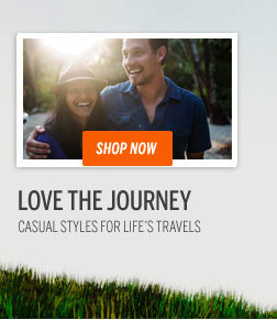 Casual Styles for Life's Journey