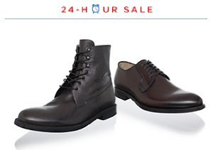 Up to 80% Off: Boots & Oxfords