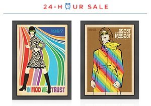 Up to 80% Off: Hipster Home Accents