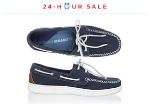 Up to 80% Off: Loafers & Boat Shoes