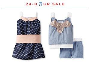 $35 & Under: Girls' Dresses, Sets & Separates