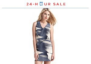 Up to 80% Off: Dresses, Tops & More