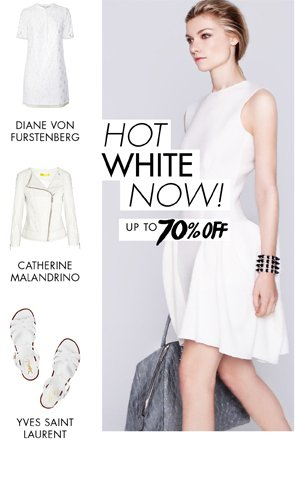 HOT WHITE NOW!