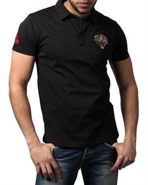 Ed Hardy Logo Polo Shirt