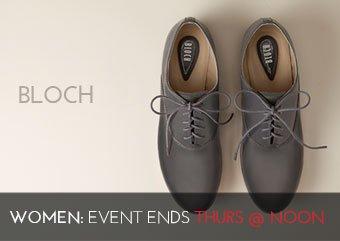 BLOCH - WOMEN'S SHOES