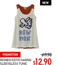 WOMEN KEITH HARING TUNIC