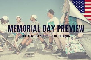 Memorial Day Preview: Hottest Styles Of The Season