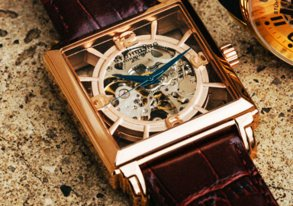 Shop The Trend: Leather Watches