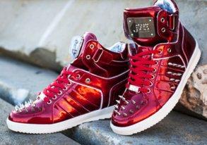 Shop New Kicks: Straps, Studs & More