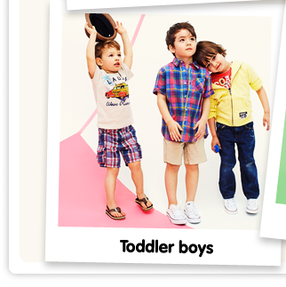 RUUM: Toddler boys