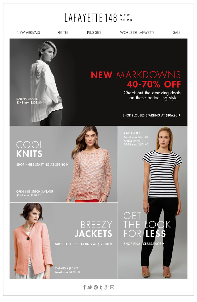40-70% Off: New Styles Added!