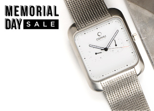 Memorial Day Sale: Designer Watches