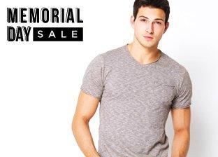Memorial Day Sale: Men's Apparel
