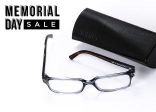Memorial Day Sale: Designer Eyewear