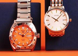 Seiko, Steinhausen, Stuhrling Original Watches