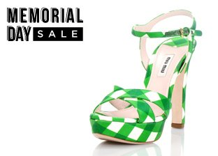 Memorial Day Sale: Women's Shoes