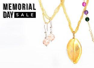 Memorial Day Sale: Designer Jewelry