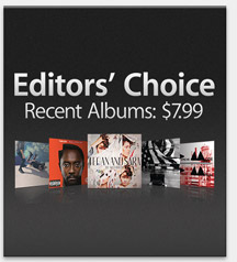 $7.99 Albums