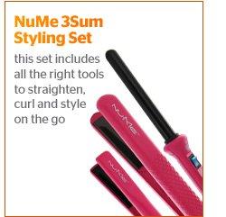 Nume Styling Set