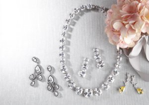 Icing on the Cake: Bridal Jewelry