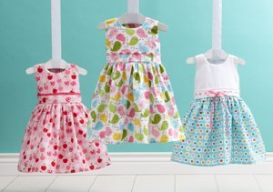 Noa Lily Dresses for Baby Girls